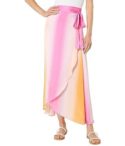 BCBGeneration Woven Sarong Skirt T1TX3B30