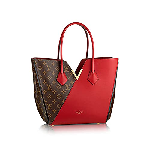 4a59cbe653d9 Authentic Louis Vuitton Kimono Tote Monogram Canvas Handbag Article  M40459  Cherry Made in France