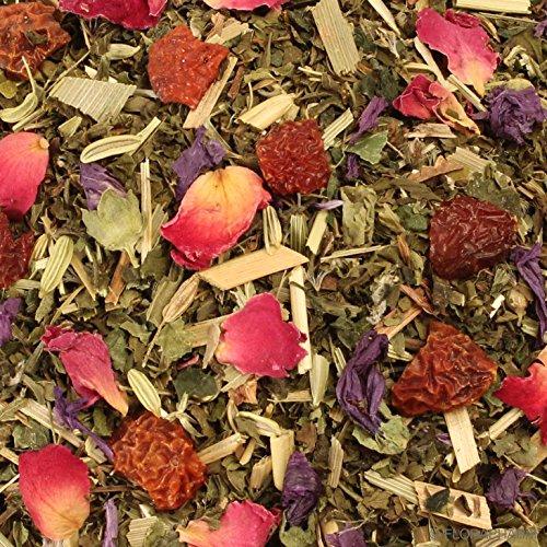 100g Kräutertee Gebirgskräuter mit Minze Geschmack Kräuter Tee lose Tea loser Pamai Pai®