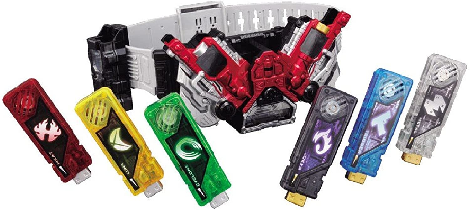 punto de venta súper Best Transformation Belt DX Double Driver Kamen Kamen Kamen Rider [JAPAN] (japan import)  salida