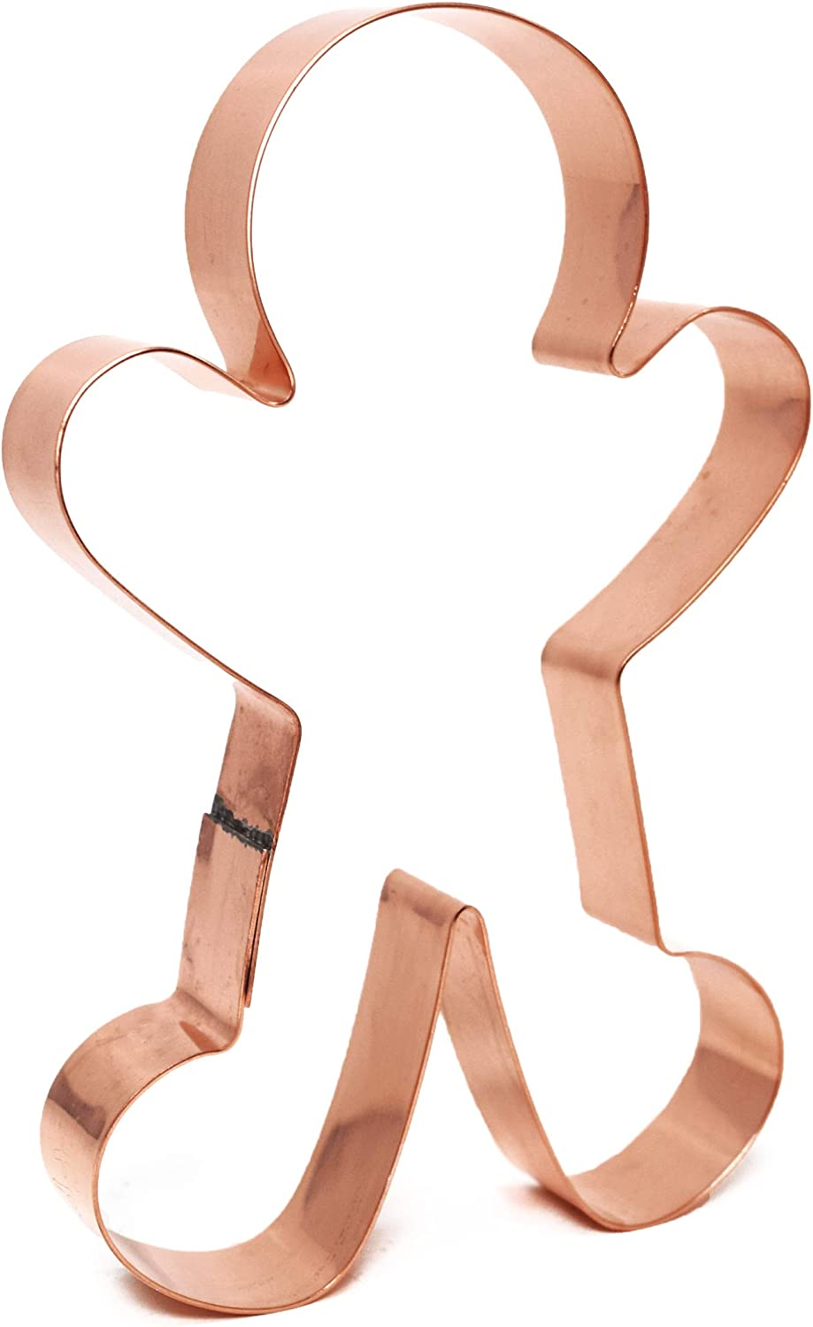 Simple Traditional Gingerbread Man Cookie Cutter