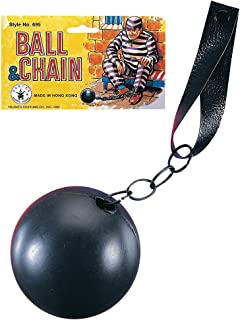 Rubie's Costume Co 695 Ball and Chain Costume, Standard, Multicolor