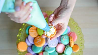 Learn to make delicious French Macarons with The Lincoln Apartment Bakery