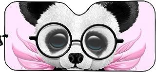 Best panda windshield sun shade Reviews