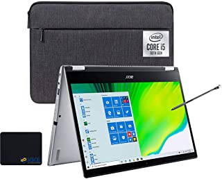 Acer Newest Spin 3 Convertible Laptop, 14 inches Full HD Touchscreen, Intel Core i5-1035G1 Processor up to 3.6GHz, 8GB Mem...