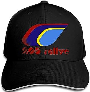 Men Baseball Cap Peugeot 205 Rallye Graphic Snapback Fashion Hat Women