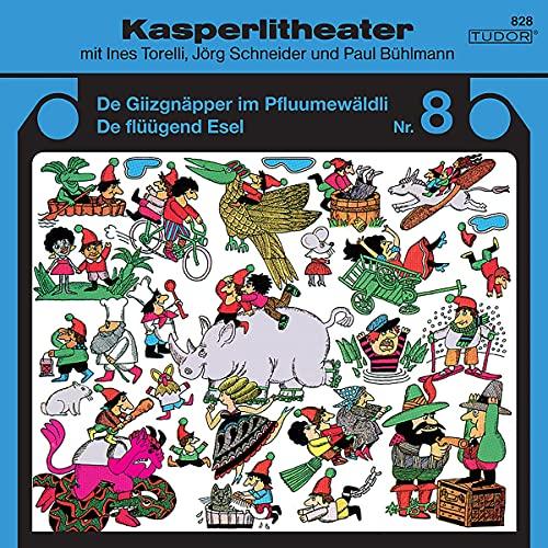 Kasperlitheater Nr. 8 Titelbild