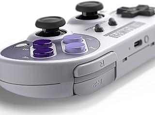 8Bitdo SN30 Pro Bluetooth Gamepad Controller for Android/Windows/Mac OS/Nintendo Switch (SN30 PRO)