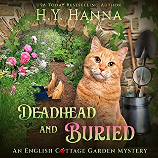 Deadhead and Buried audiobook cover art