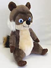 5Star-TD Kohls Cares for Kids Over The Hedge RJ The Raccoon Plush