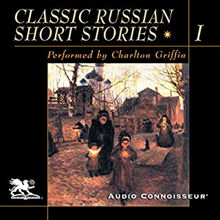 Classic Russian Short Stories, Volume 1 audiobook cover art