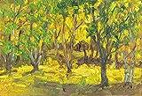 BinTing 2000 Piezas de Rompecabezas de Madera para Adultos-Hermoso árbol-Rompecabezas de Forma única Piezas de Rompecabezas Adultos y niños