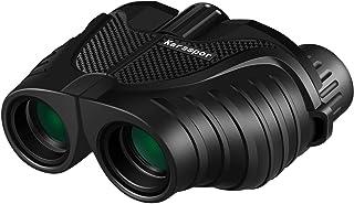 双眼鏡 Karsspor 12倍 高倍率 高性能 12*25 広角 6.5° 高級プリズムBak4搭載 人気 軽量 小型 防水 折り畳み可能 オペラグラス コンサート用 一年間保証