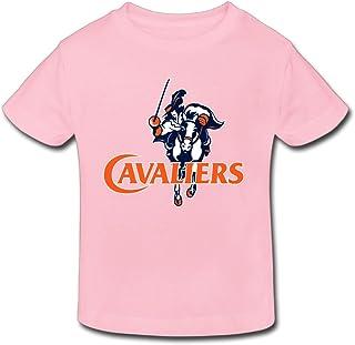 KNOT Fashion NCAA Virginia Cavaliers Kids Toddler T Shirts