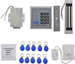 Blesiya RFID-beveiliging Toegangsdeurlezer Kaart Toetsenbord-ID Toegang tot Machinebesturing