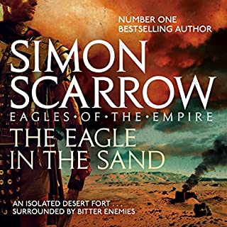 The Eagle in the Sand cover art