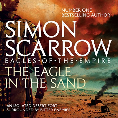 The Eagle in the Sand Titelbild
