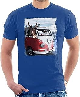 Original Volkswagen VW Motorsport camiseta polo caballeros-azul oscuro-S M L XL XXL