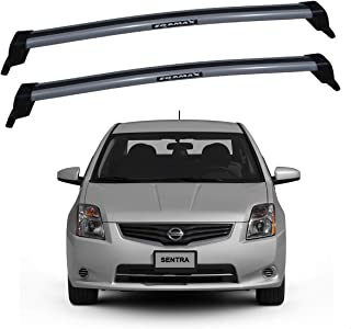 Rack New Wave Sentra 2007 / 2013 Cinza Eqmax