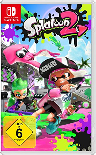 Splatoon 2. Nintendo Switch