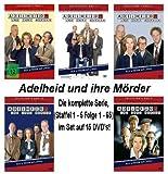 Adelheid und ihre Mörder Die komplette Serie (15 DVDs)
