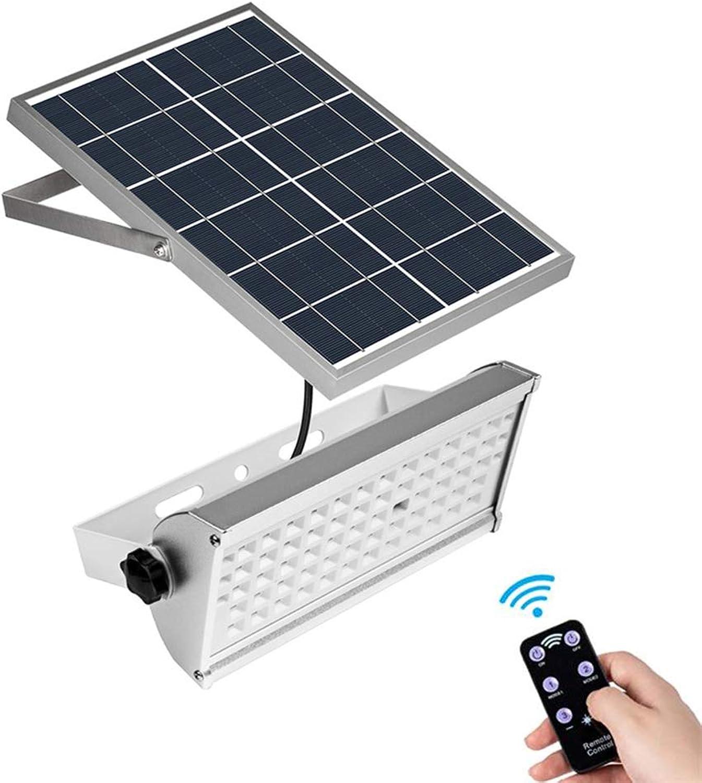 Solarleuchten im Freien 65 LED, 1500 LM Solar-Wandleuchten mit Bewegungssensor Wasserdichte super helle Solarlampen Weitwinkelbeleuchtung mit 2 Modi, kaltwei