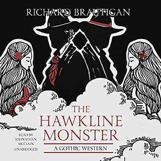 The Hawkline Monster cover art