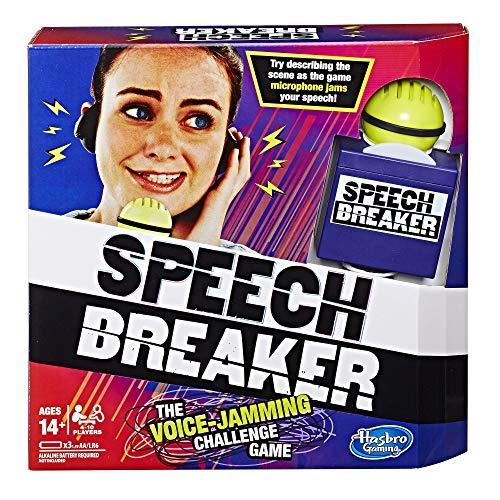 Hasbro Gaming Speech Breaker Party Juego