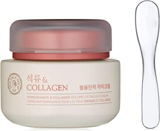 The Face Shop Pomegranate and Collagen Volume Lifting Eye Cream for Normal Skin (50 ml)