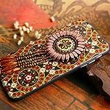 Sloskei iPhone 6/6s plus, The original Bohemia folk style manual tassel pendant mobile phone shell for iPhone 6/6s plus Case