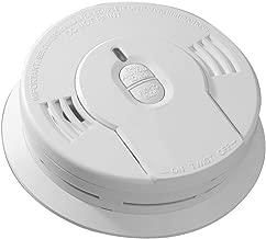 Kidde 21009992 10 Year Lithium Ion Battery Operated Ionization Smoke Alarm