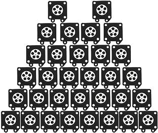 Bestlymood 10Pcs Carburatore Parti Motosega Guarnizione Membrana Carburatore Set Per Zama Chainsaw Carburatore Ms210 Ms230 Ms2500 Accessori Sega A Catena