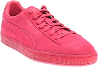 Mens Suede Classic Ice Mix Casual Sneakers,