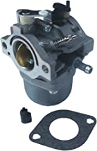 KIPA Carburetor for Briggs & Stratton Walbro LMT 5-4993 LMT-162 LMT-165 LMT-166 with Mounting Gasket Replace OEM Number 494392, 494502, 495706, 496592, 498027, 498231, 499161, 799728