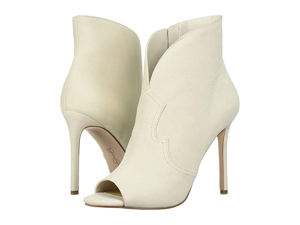Jessica Simpson Jiven (Off-White M Nubuck) Women