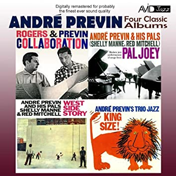 Four Classic Albums (West Side Story / Collaboration / King Size / Pal Joey) (Digitally Remastered)