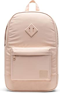 Herschel Heritage Mid-Volume Light Unisex Casual Backpack - Polyester, Cameo Rose