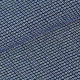 Stoffonkel Bio Jersey Kuller Marineblau