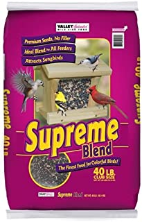 Supreme Blend Bird Feed - Valley Splendor