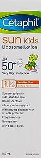 Cetaphil Sun Kids SPF50+ Liposomal Lotion, 150ml