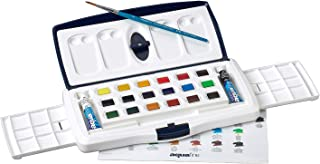 Daler-Rowney Aquafine Watercolour Slider Box Paint Set
