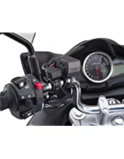 DAYTONA(デイトナ) バイク専用電源2.1A USB(5V / 2.1A)1ポート+シガーソケット(12V / 5A)1ポート 93042