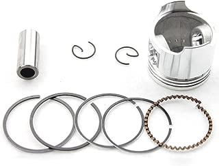 GOOFIT 39mm Piston Kit Assembly for 50cc Horizontal Engine ATV Dirt Bike Go Kart