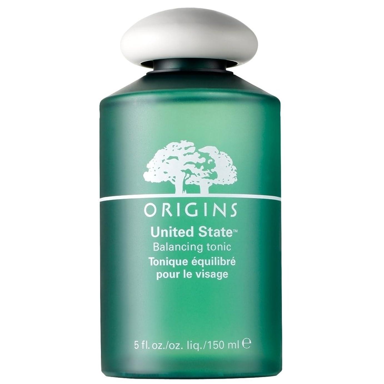 事高揚したメジャー起源統一状態?バランシングトニック、150ミリリットル (Origins) (x2) - Origins United State? Balancing Tonic, 150ml (Pack of 2) [並行輸入品]