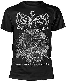 Leviathan 'Conspiracy Seraph' (Black) T-Shirt