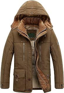 Best mens hooded winter parka Reviews