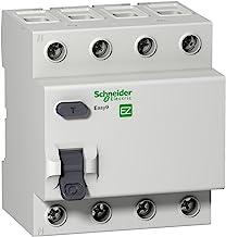 Interruptor Diferencial Residual Easy9 4p 63a 300ma Ac Easy9 Schneider Electric Branco