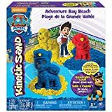 PAW PATROL Patrol-6027965 Kinetic Sand, Color Azul, Rojo, Amarillo...