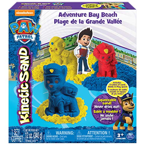 Kinetic Sand 6027965 - Sandspiel Set