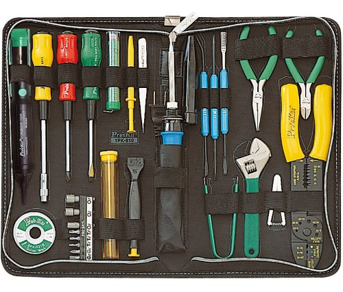 Kit de herramientas para informática - Calidad garantizada